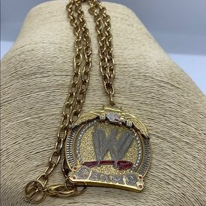 WWE Champ Necklace
